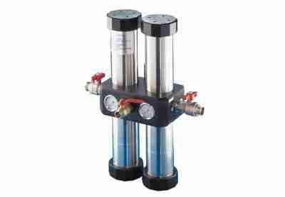 Aktivkohle Hauswasserfilter